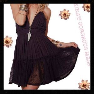 Dresses & Skirts - 💋BNWT BOHO DRESS MINI💋